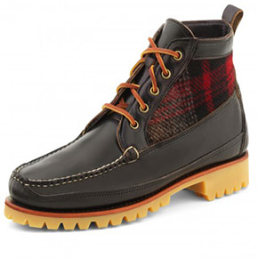 Made In The USA: Eastland x Johnson Woolen Mills