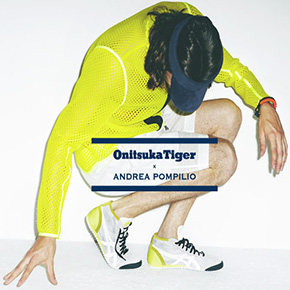 Onitsuka Tiger X Andrea Pompilio