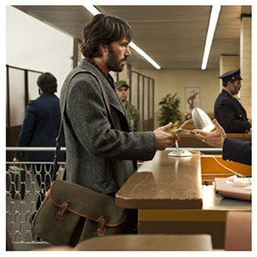Ben Affleck's Special Edition 'Argo' Bag Made By Heritage Brand Brady