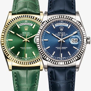 Watch Porn: The New Rolex Oyster Perpetual Day-Date