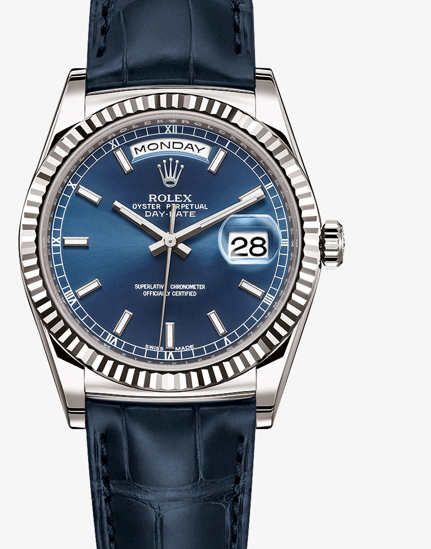 Rolex Oyster Perpetual Day-Date 4
