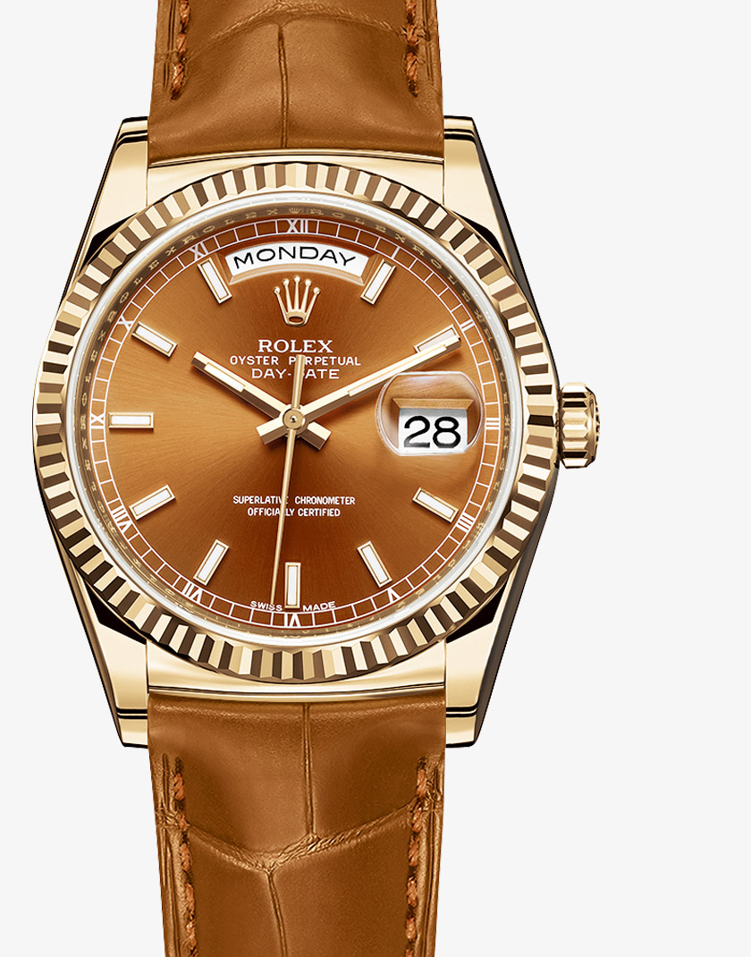 Rolex Oyster Perpetual Day-Date 6