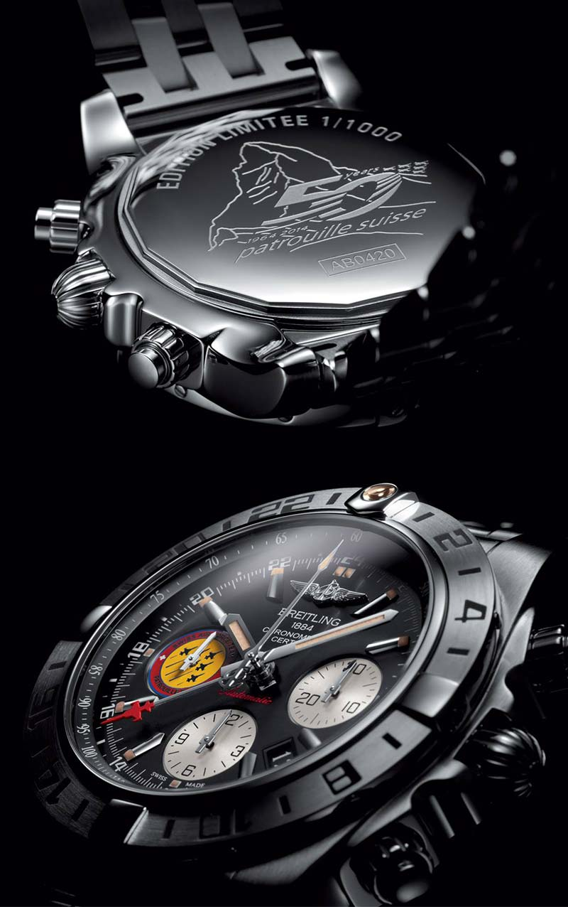 Breitling Chronomat 44 GMT_HaberdasherNYC