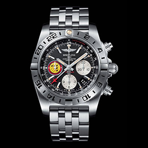 Watch Porn: Breitling Chronomat 44 GMT