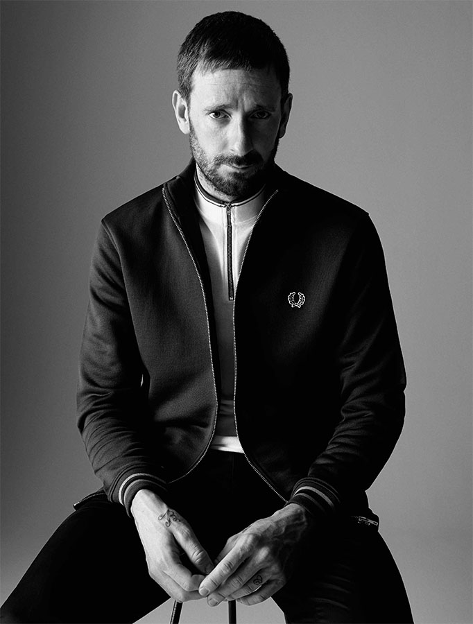 Fred Perry SS14 Bradley Wiggins Collection 04