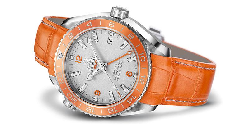 OMEGA Seamaster Planet Ocean Orange Ceramic 01