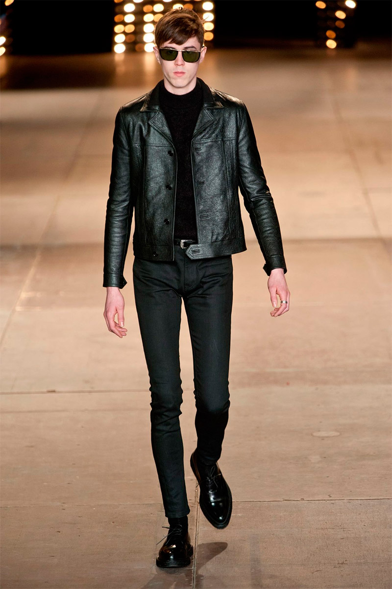 Saint Laurent Fall 2014 39