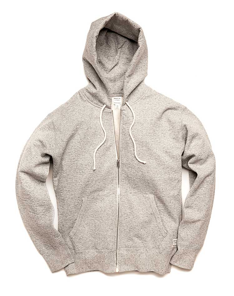 XL Collection Zip Hoody