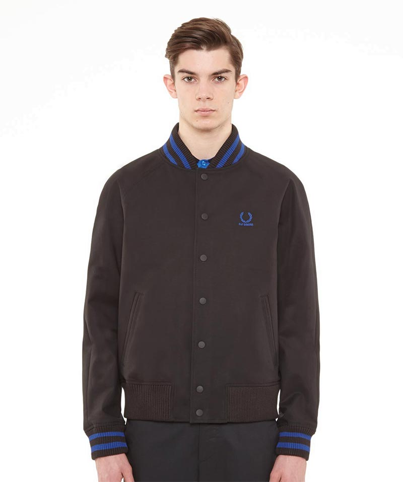 Raf Simons x Fred Perry Collection Varsity Bomber