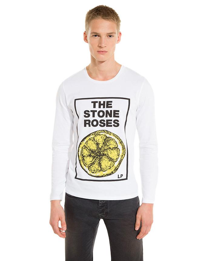 Sandro x The Stone Roses 01
