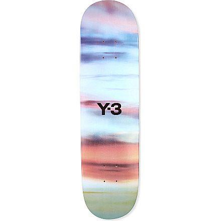 Y-3 Tie-Dye Skate Deck