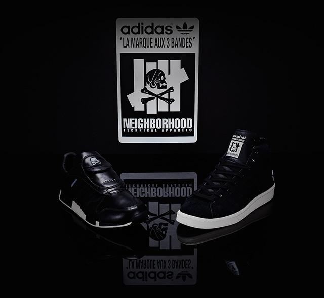 adidas Consortium SS14 NBHD UNDFTD