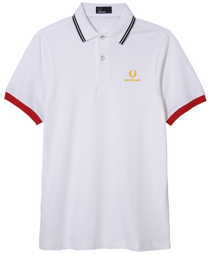 Fred Perry 2014 World Cup_DEUTSCHLAND
