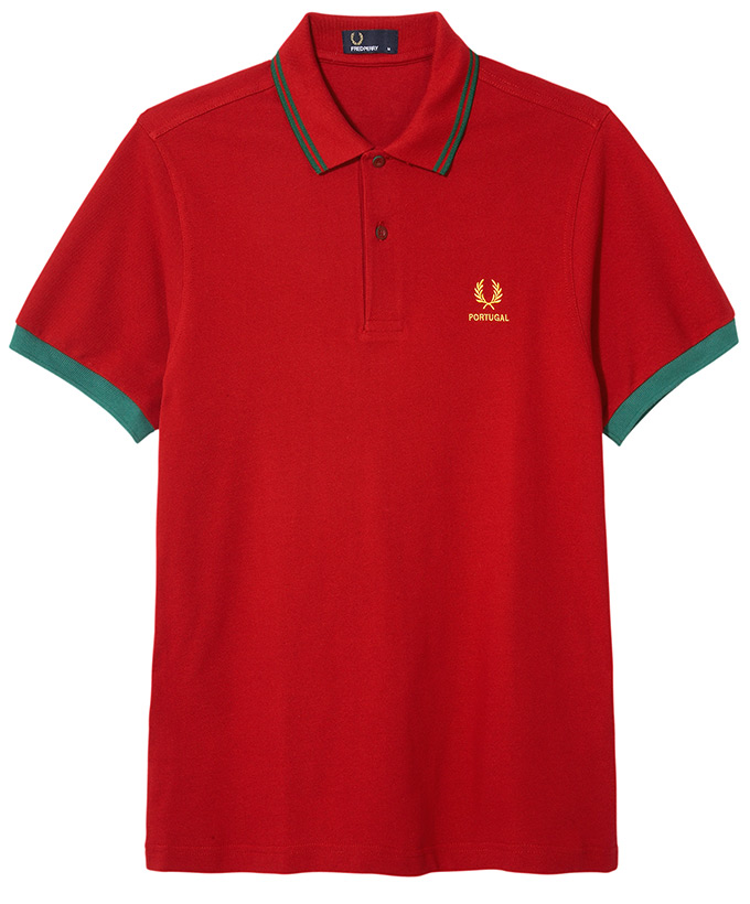 Fred Perry 2014 World Cup_PORTUGAL