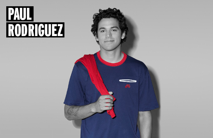 NIKE SB Fit To Move_Paul Rodriguez