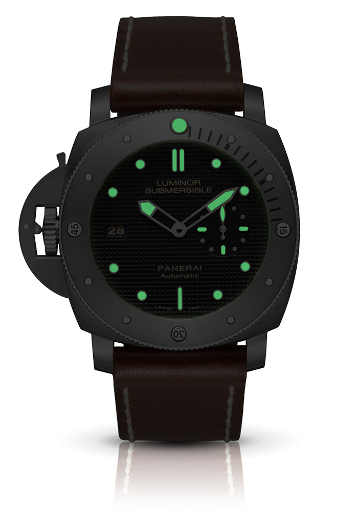 Panerai-Submersible-1950-Left-Handed_Night