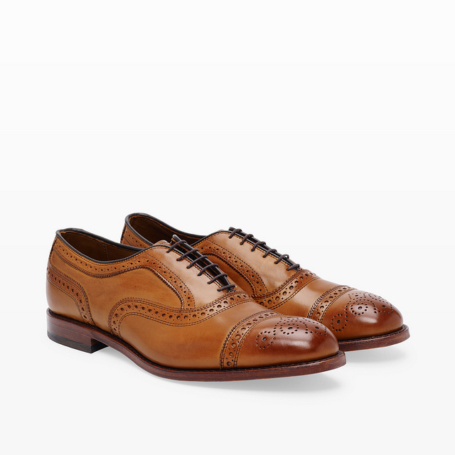 Club Monaco X Allen Edmonds Strand_2