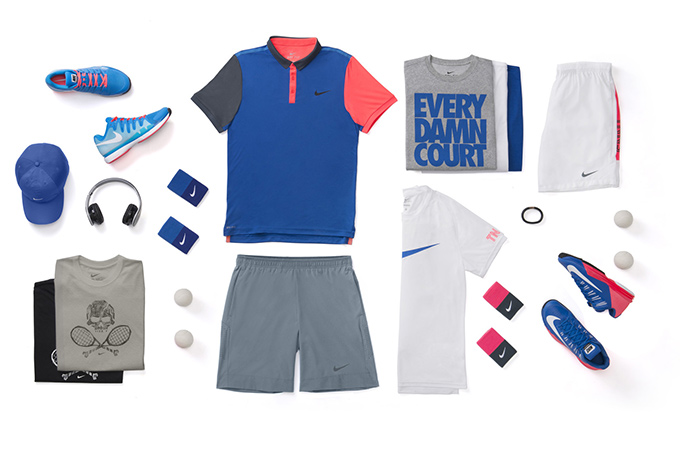 NIKE 2014 US Open_Team Kit