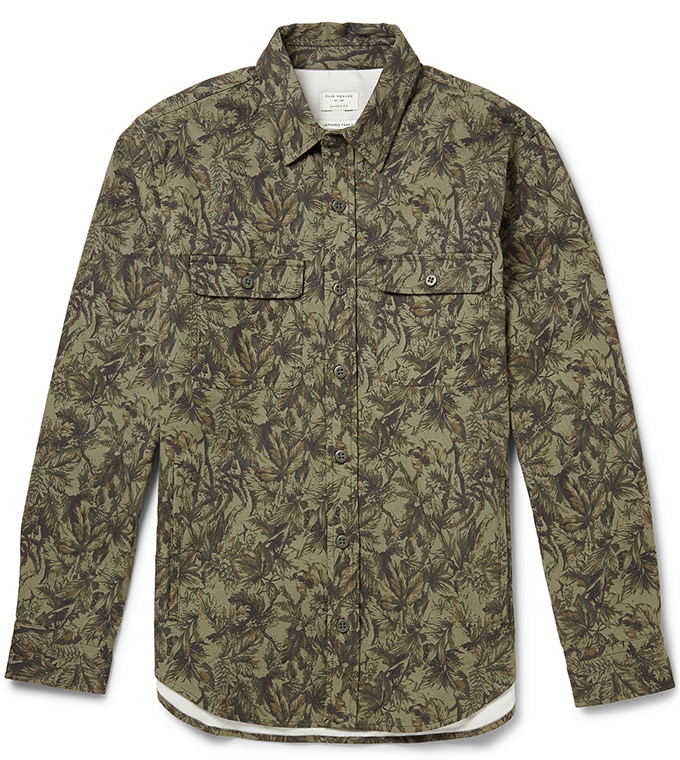 Club-Monaco-x-Mr-Porter-Camo-Shirt