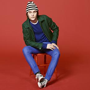 Hentsch Man Autumn Winter 2015 Lookbook