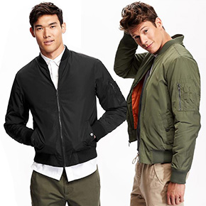 Fall Trend: The Flight Jacket