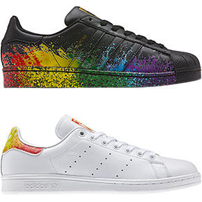 adidas Originals 2016 Pride Pack
