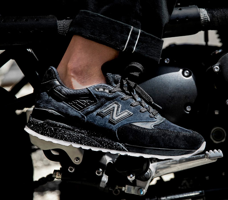 check out 6ded5 2dccf Todd Snyder NB 998 Dark + Stormy