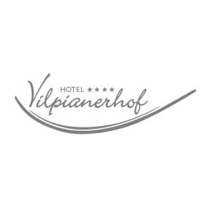 Hotel Vilpianerhof Logo - Referenz haberer media Terlan