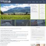 Hochbrunner Terlan - Referenz Webdesign haberer media Internetagentur Südtirol