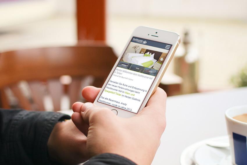 Responsive Webdesign: Warum Mobile Websites wichtig sind