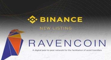 Binance Ravencoin Kripto Para Birimini Listeleyecek!
