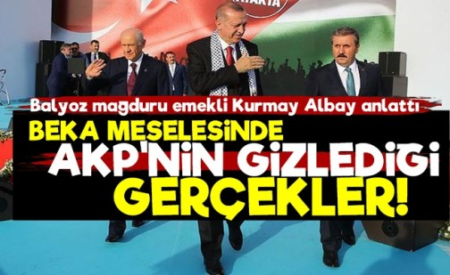 Uyanın! İşte AKP'nin Gizlediği Asıl Beka Sorunu...
