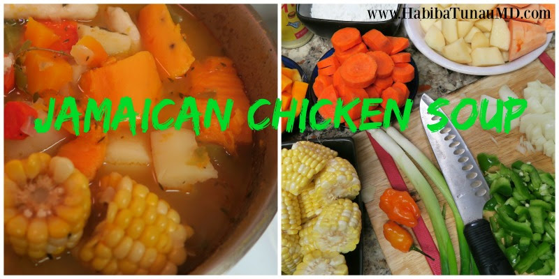 jamaican chicken soup the best cure for everything
