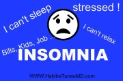 Tips and Treatment for Combating Insomnia