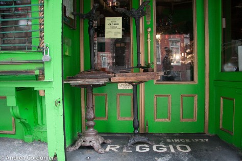 Caffe Reggio in Greenwich Village, New York City