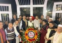 হবিগঞ্জে পালিত হচ্ছে শহীদ ও আন্তর্জাতিক মাতৃভাষা দিবস