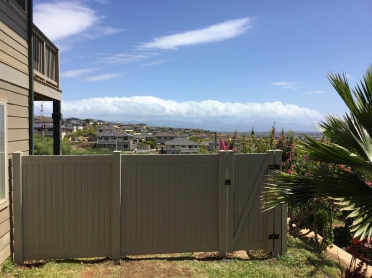 Vinyl Fencing Hawaii