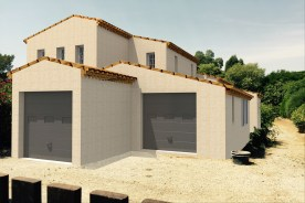 Rénovation villa à Sainte Maxime