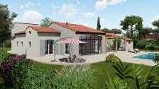 Extension villa année 1960 sur Sainte-Maxime
