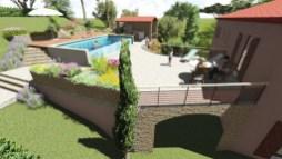 Pool house sur Fréjus