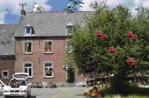 1 chambre à louer dans une ferme à Tourinnes Saint Lambert