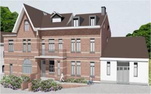 appartement à vendre dans futur habitat groupé à La Hulpe