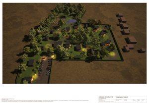 Réunion de présentation de notre projet d'écoquartier