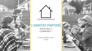 Conférence en ligne sur les questions notariales sur l'habitat partagé
