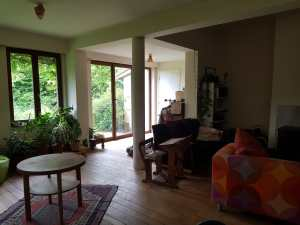 Chambres à louer – Maison rustique à Linkebeek – Colocation 4pers
