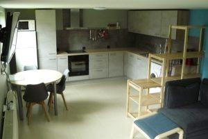 Appartement à louer type gîte kangourou