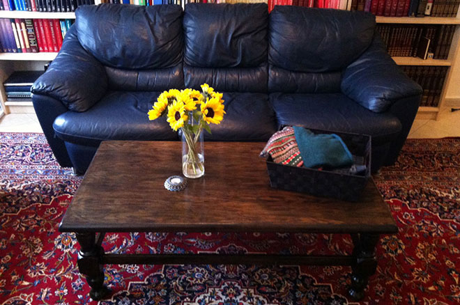 ways to upcycle a coffee table