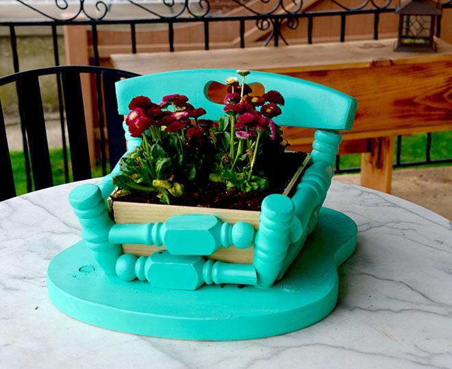 DIY planter final photo