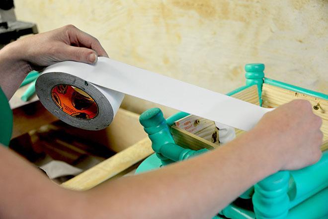 Waterproof gorilla glue DIY planter