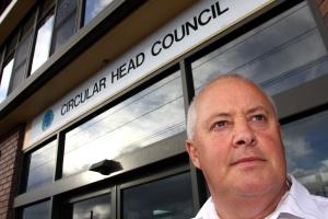 Circular Head mayor Daryl Quilliam